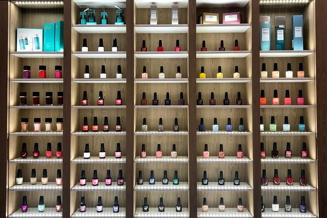 Haircare, Nailcare and Spa