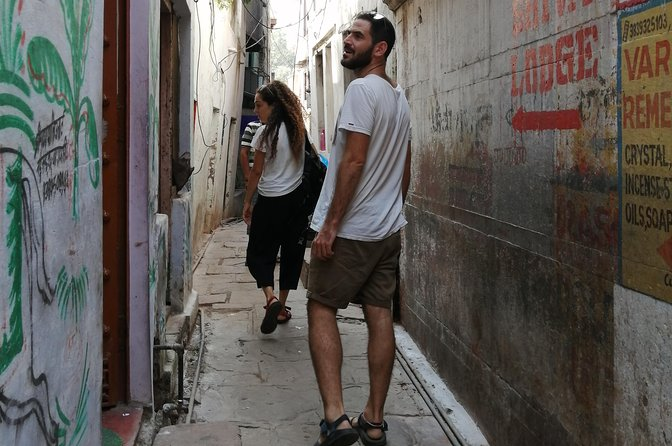 Heritage walk in lanes and ghat