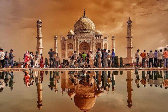 Bangalore - Taj Mahal, Agra - Bangalore Tour
