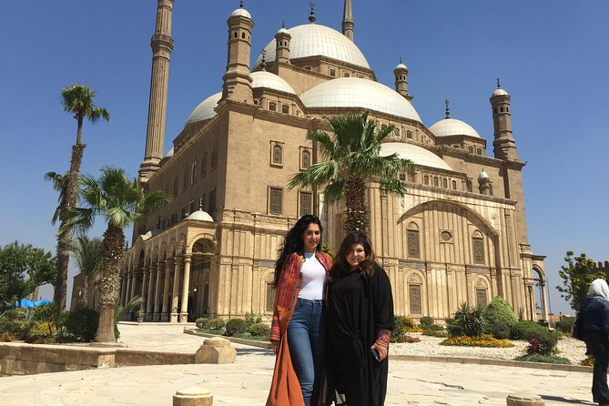 Egypt Day Tour to Egyptian Museum, Citadel & Mohamed Ali Mosque