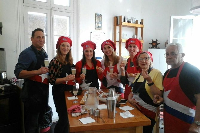 Chilean Cuisine Cooking Class with Traditional Market Tour photo 7