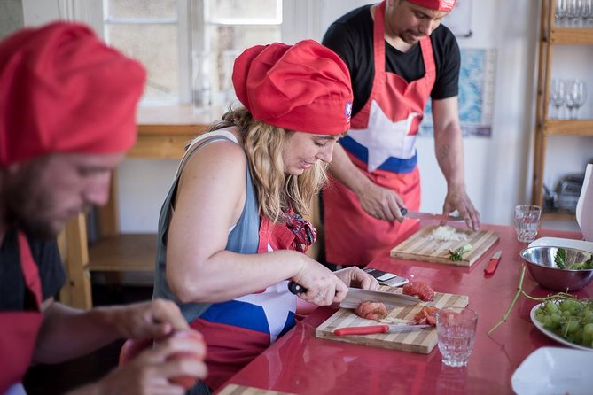 Chilean Cuisine Cooking Class with Traditional Market Tour photo 1