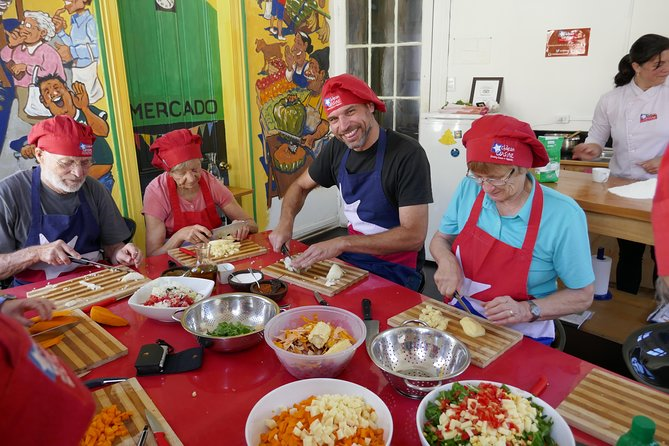 Chilean Cuisine Cooking Class with Traditional Market Tour photo 8
