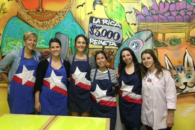 Chilean Cuisine Cooking Class with Traditional Market Tour photo 6