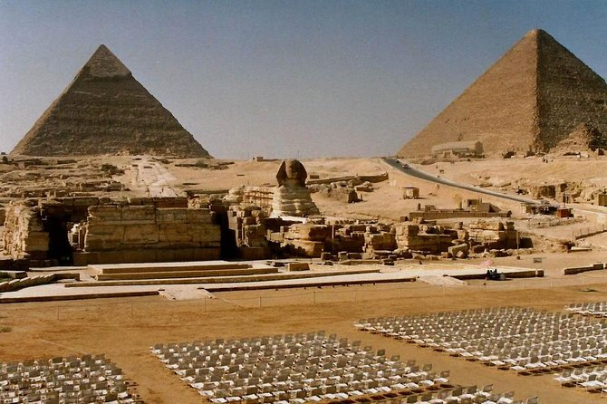 Cairo Half-Day Tour to Giza Pyramids and Sphinx photo 3