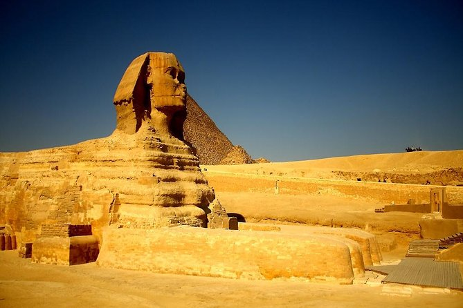 Cairo Half-Day Tour to Giza Pyramids and Sphinx photo 4