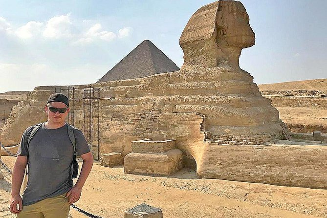 Cairo Half-Day Tour to Giza Pyramids and Sphinx photo 6