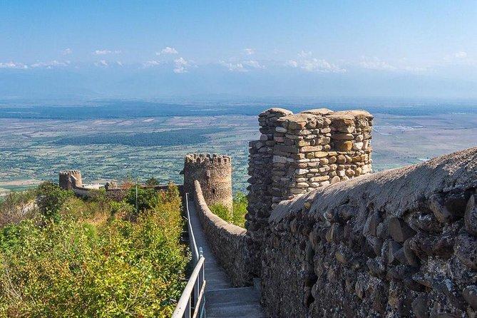 Kakheti Tour. Motherland of Wine.