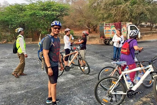 Morning Jaipur Cycle Tour with Food Testing