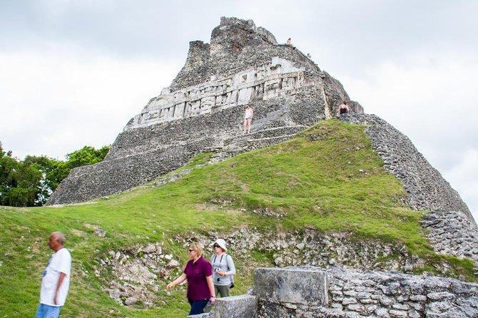 Xunantunich Mayan Ruin and Cave Tubing from San Ignacio