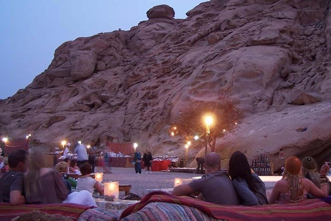 Sharm trip: Sunset Quad Bike Safari and Bedouin Dinner