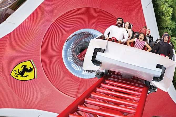 Ferrari World General Admission with Sharing Transfers