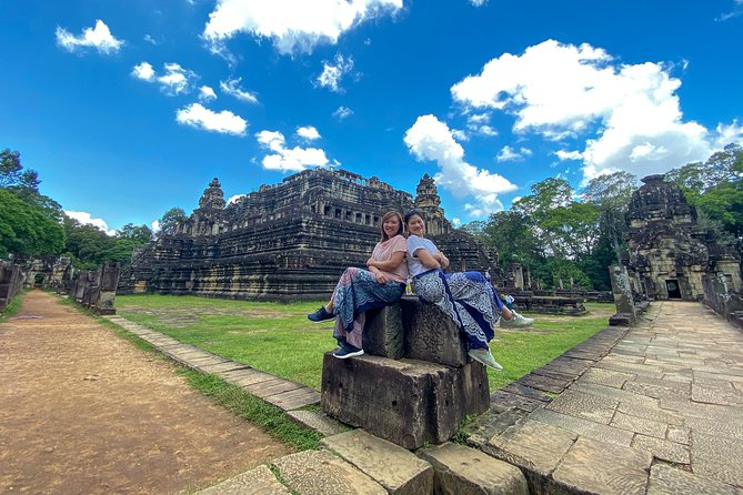 1Full Day Angkor Wat Tour-Sunset With Great Local Tour Guide