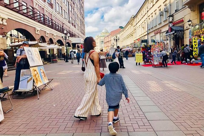 Moscow Shopping Tour