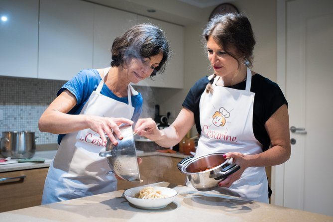 Share your Pasta Love: Small group Pasta and Tiramisu class in Erice