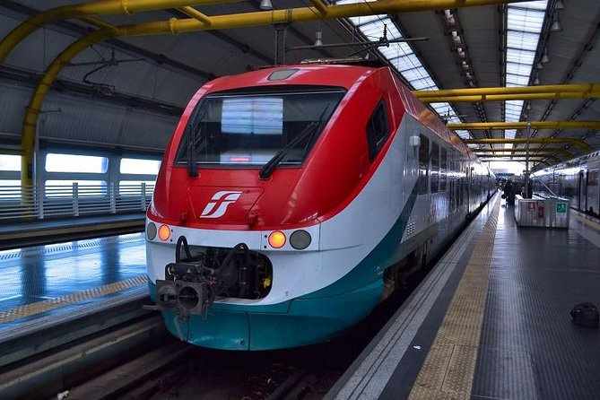Leonardo Express Train Ticket from Fiumicino Airport to Rome City Center
