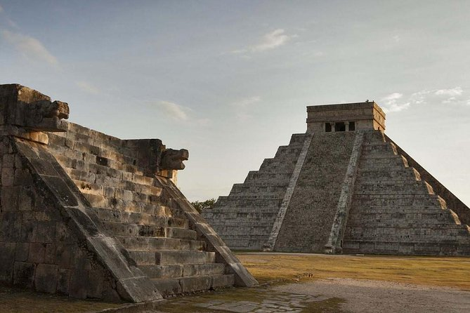 Complete tour to Chichén Itzá, Valladolid and a Mayan Cenote for the best price photo 1