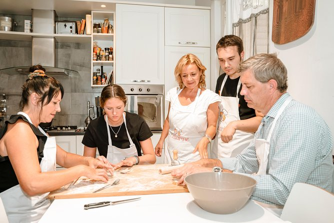 Private Cooking Class in Cesarina's Home with Tasting in Lecce