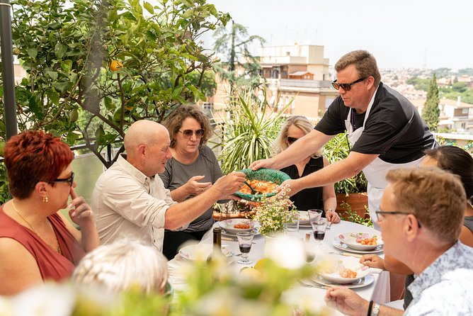 Small Group Market tour & Dining Experience at a Cesarina's home in Manfredonia