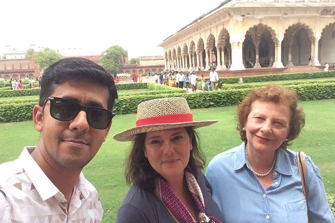 Same day private tour agra