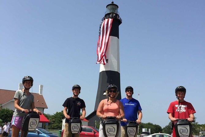Tybee Island Segway and E-Bike Adventure Tour from Savannah