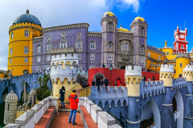 Sintra Private Tour - Monuments Entrances Included