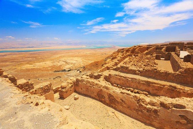 Jericho, Jordan River and the Dead Sea Biblical Tour from Tel Aviv