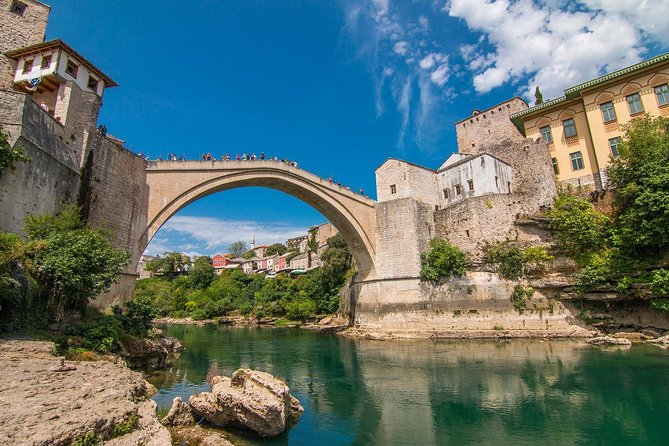 Mostar, Kravice Waterfalls and Počitelj private tour from Dubrovnik with car photo 10