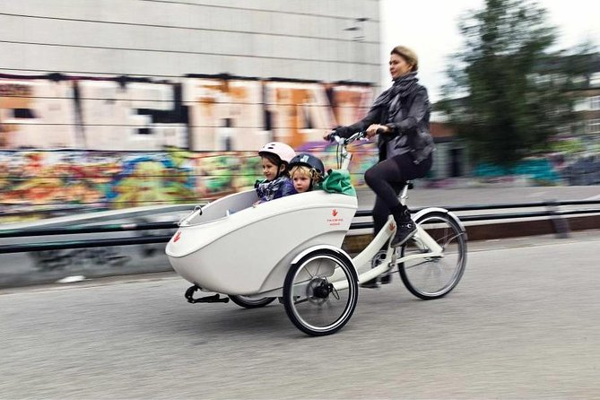 Montreal Family Cargo Bike Rental