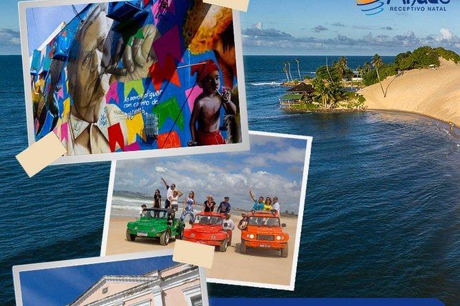 City tour com Praia de Jenipabu