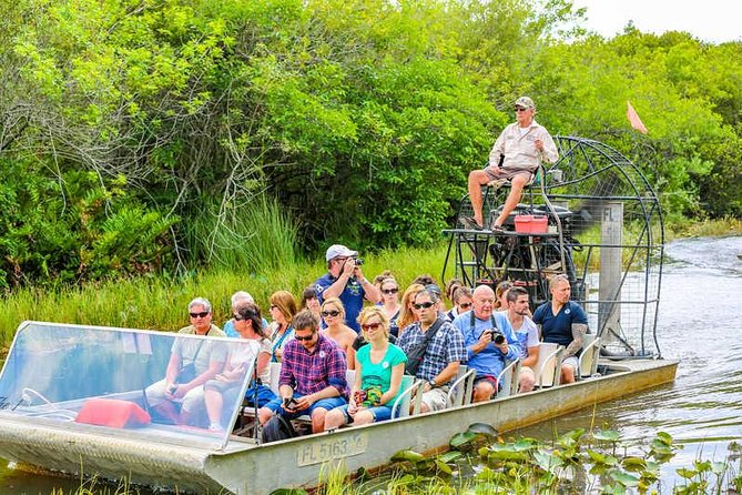 Everglades Holiday Park Airboat Tours and Rides photo 4