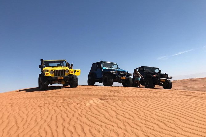 We provide trip and camping packages that fits you,Dunes,desert,beaches,forts