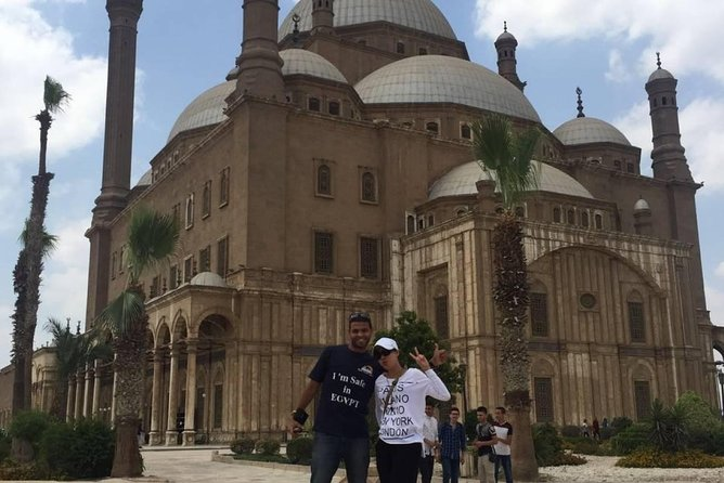 CAIRO DAY TOUR TO EGYPTIAN MUSEUM CITADEL and KHAN KHALILI BAZAAR photo 10