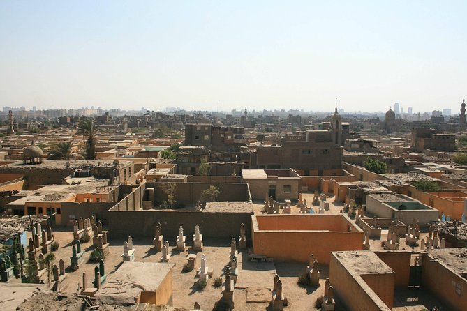 Half-Day Tour to the City of the Dead Necropolis from Cairo