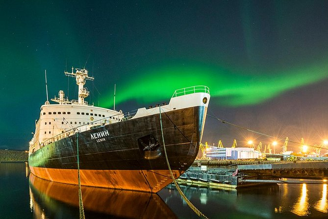 Northern Lights Hunting Tour in the capital of the Russian Arctic