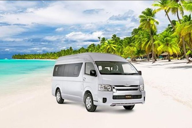 Punta Cana Airport Shared Round Trip Transfers