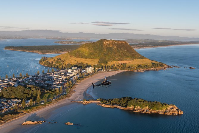 20 minutes Papamoa Hills Helicopter Flight from Tauranga