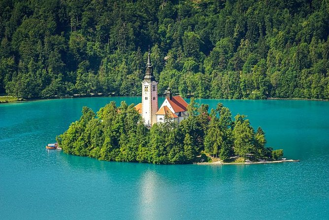 Lake Bled & Ljubljana - Small Group Tour from Trieste