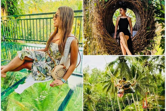 Ubud - Art Village - Monkey forest - Jungle swing - Waterfall - FREE WI-FI