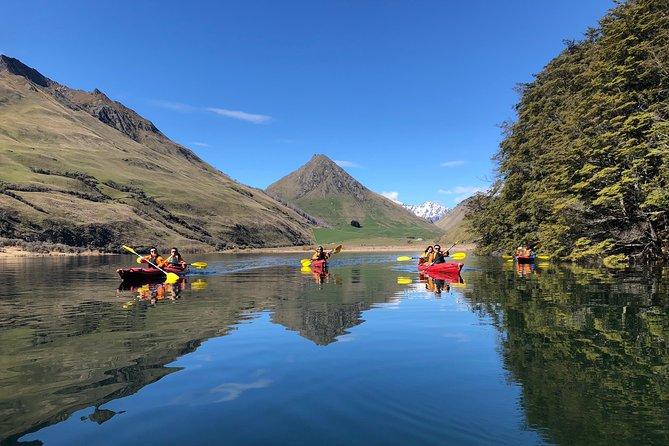 Moke Lake Kayak Experience
