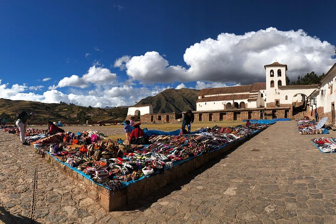 Premium Sacred Valley: Chinchero, Moray & Ollantaytambo Full Day