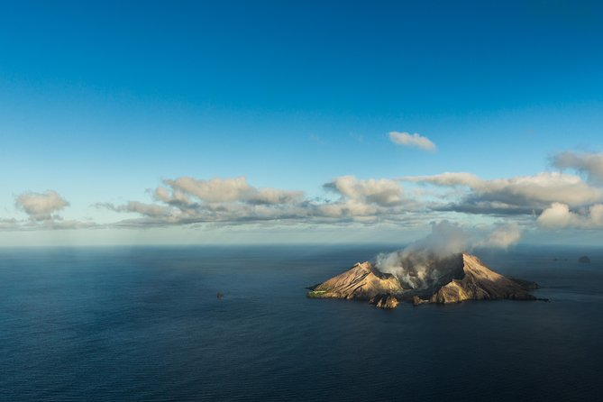 White Island Volcano Helicopter Flight from Tauranga