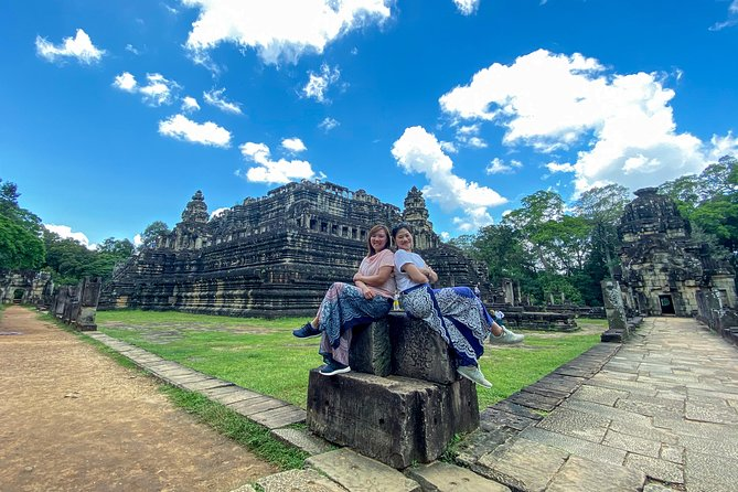 3-Days Discovery Of Angkor, Waterfalls,Floating Village and Banteay Srei temple photo 9