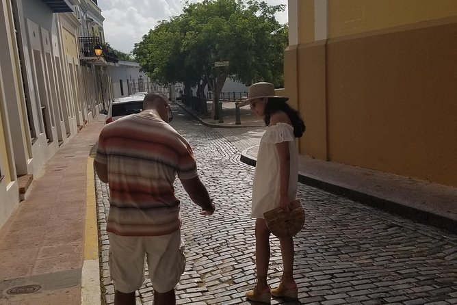 Private Old San Juan Historical Experience with a Historian as your Guide