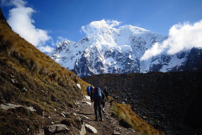 Salkantay Trek to Machu Picchu 4 days All-included
