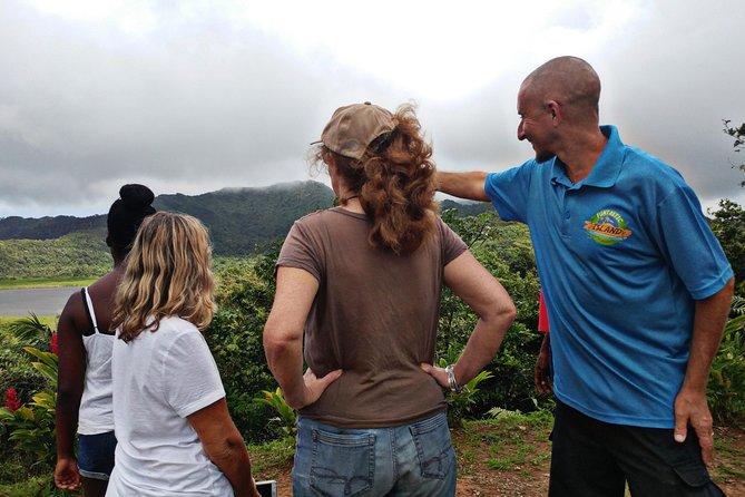 Funtastic 4 x 4 Safari & River Tubing Adventure Grenada