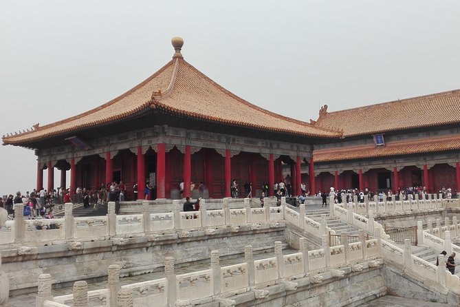 Beijing Forbidden City and Great Wall Day Tour photo 3