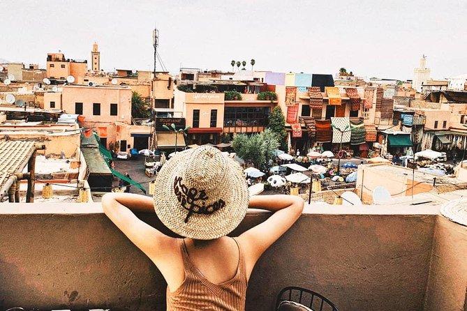The Red City Adventure Through The Desert
