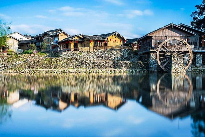 Xiamen Private Day Tour to Yunshuiyao Ancient Village and HongkengTulou Cluster photo 1