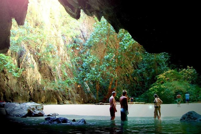 Morakot Cave (Emerald Cave) Tour From Krabi including Lunch
